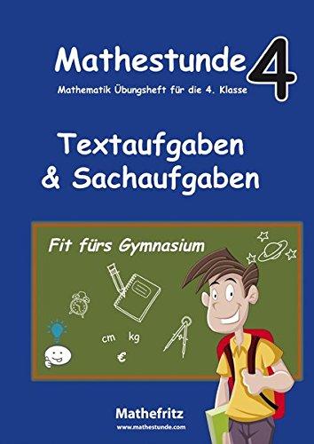 mächtig Mathe-Lektion 4 – Wortprobleme und Übungen.  Geeignet für die High School: Mathe-Notizbuch…
