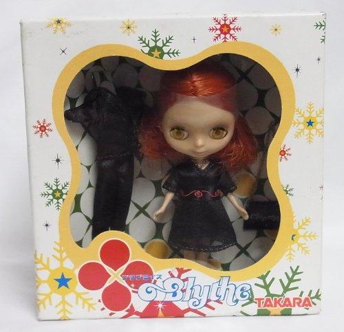 Petit Blythe PBL11 Rouge Noir