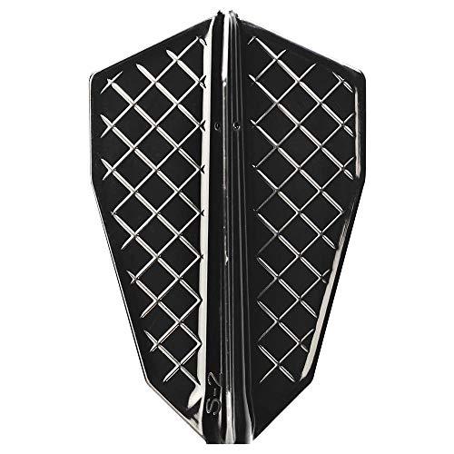 Cosmo darts flights v series s-2 black