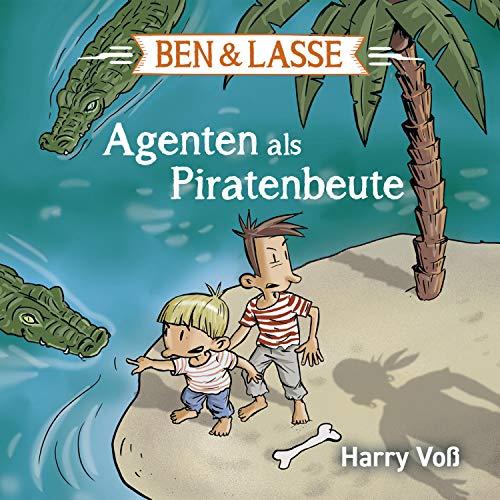 Agenten als Piratenbeute Titelbild