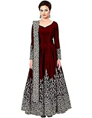 Vani Fashion's Women Top Palazzo Set With Kurta New Latest Creap Clothes (FREE-SIZE UP To XXL)