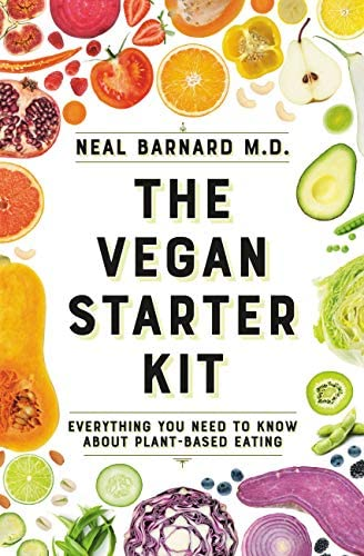The Vegan Starter Kit Everything You Need to Know About Plant Based Eating product image