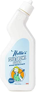 Nellie's Toilet Bowl Cleaner - Lemongrass Scent, Natural Cleaning Power, Plant Based Formula + No Harsh Chemicals!