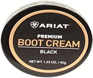 boot black shoe cream