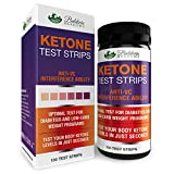 Ketone Test Strips (100 Count) Easy - Instant - Accurate!