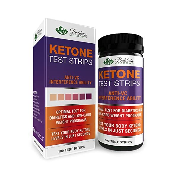 buy  Ketone Test Strips (100 Count) Easy – ... Diabetes Care