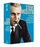 Collection Steve McQueen (I) -4 Films : La Grande évasion + Les Sept mercenaires +...