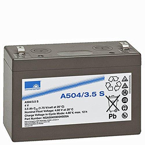 Sonnenschein Dryfit A504/3.5S PB Blei-Akku Anschluss 4,8mm