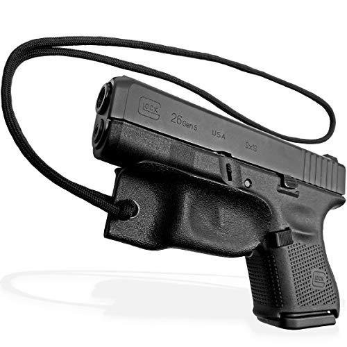 Kydex Trigger Guard for Glock 26 27 19 17 20