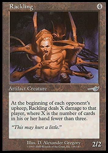 Magic: the Gathering - Rackling - Nemesis