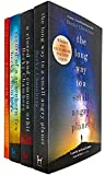Wayfarers Series 4 Books Collection Set by Becky Chambers (The Long Way to a Small, Angry Planet, A Closed and Common Orbit, Record of a Spaceborn Few & To Be Taught, If Fortunate)