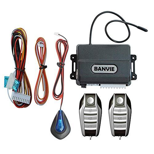 BANVIE Car Keyless Entry System Remote Central Door Lock