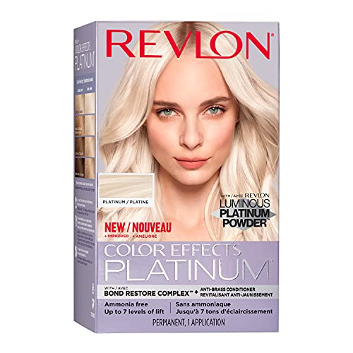 hair dye platinum blonde - 2