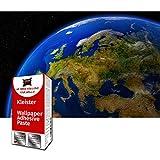 GREAT ART Fototapete Europa bei Tag 210 x 140 cm – Blick