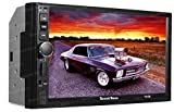 Sound Boss Touch Screen Double Din (Black)