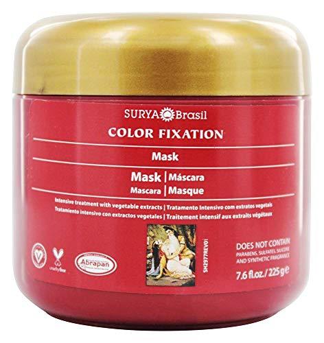 Masque restaurateur pour les cheveux - Fixation de la couleur - 225 ml