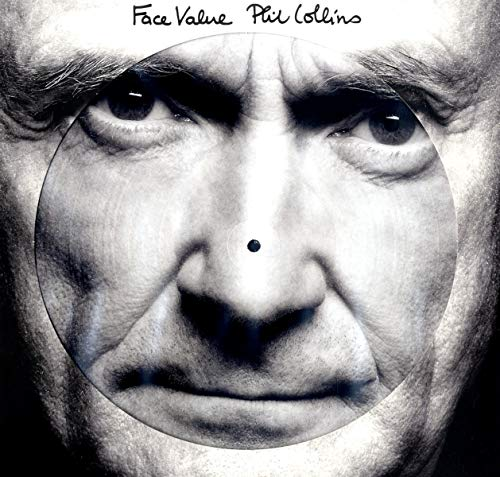 Phil Collins - Face Value (Lp Picture) [Vinilo]