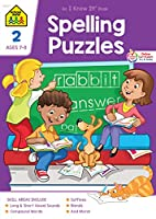 Spelling Puzzles: Grade 2 (I Know It! Books)