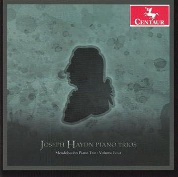 Haydn: Piano Trios, Vol. 4