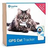 Tractive New 2019 IKATI - GPS Tracker for cats + integrated activity tracking
