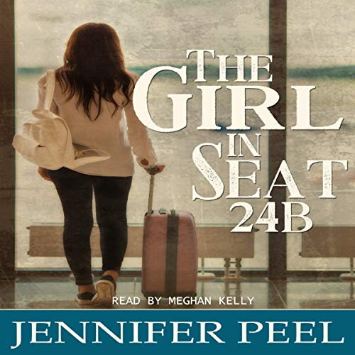 The Girl in Seat 24B audiobook cover art