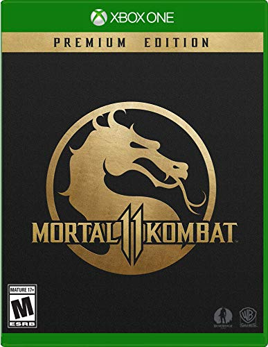 Mortal Kombat 11 – Xbox One Premium Edition