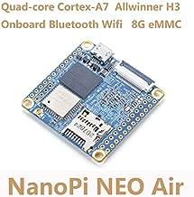 SHAPB NanoPi NEO Air Allwinner H3 Development Board IoT Quad-core Cortex-A7 Onboard Bluetooth WiFi Super