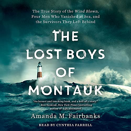 The Lost Boys of Montauk cover art