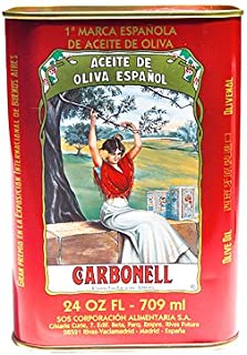 Carbonell Pure Olive Oil 24 oz Tin