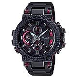 [カシオ] 腕時計 ジーショック MT-G Bluetooth 搭載 電波ソーラー カーボンベゼル MTG-B1000XBD-1AJF メンズ