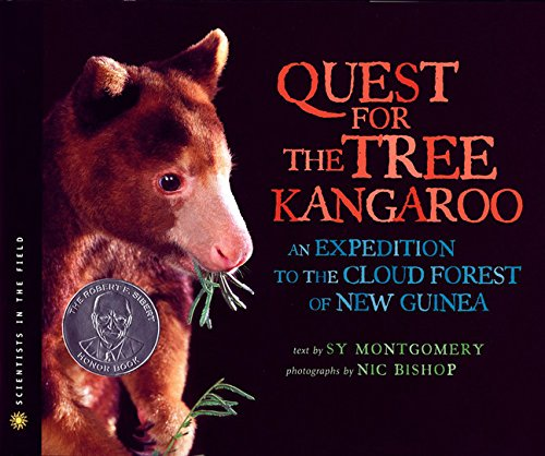 The Quest for the Tree Kangaroo: An Expedition to the Cloud Forest of New Guinea (Scientists in the Field Series)