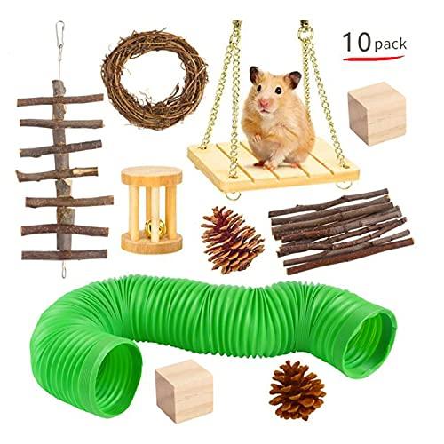 Binblin Meerschweinchen Spielzeug, 10...
