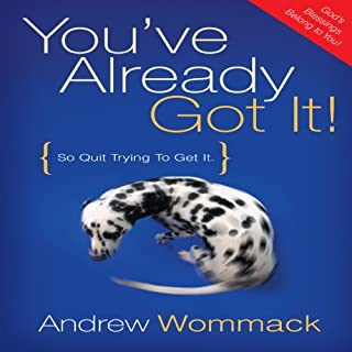 You've Already Got It cover art