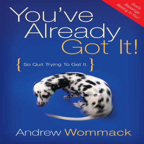 You've Already Got It audiobook cover art