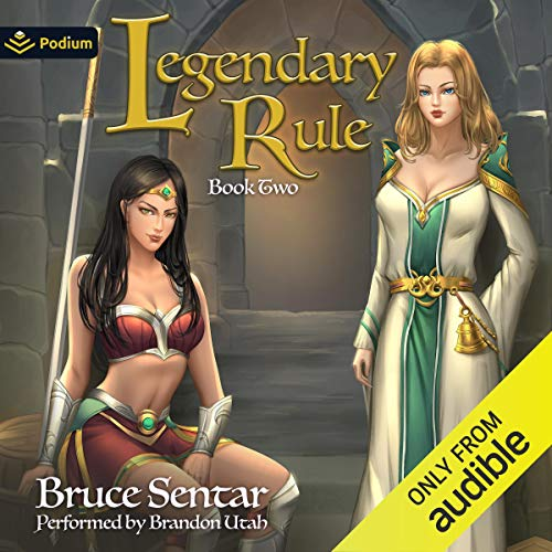 Legendary Rule, Book 2 cover art
