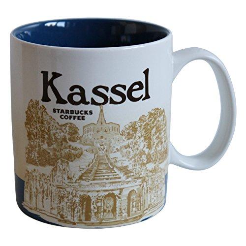 Starbucks City Mug Kassel Germany Icon Serie Coffee Cup Kassel
