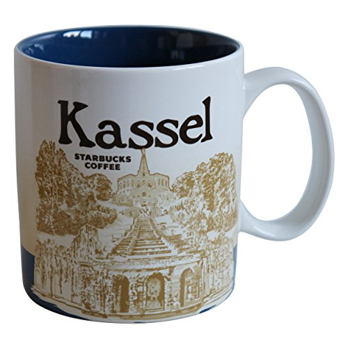 Starbucks City Mug Kassel Germany Icon Serie Coffee Cup Kassel