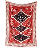 Flber Morocco Painting Wall Tapestry Headborad Home Decor,60' Wx 80' L