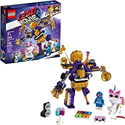 LEGO THE LEGO MOVIE 2 Systar Party Crew 70848 Building Kit (196 Pieces)