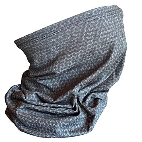 Tecnología Safety Snood de iones de cobre y antiolor. Transpirable, fresco todo el día y confort, UV SPF +50