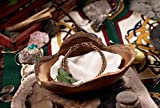 Windalf Hobbit-Style Teakholzschale Galina 17 cm Natur Elfenschale Dekoschale Seifenschale Handarbeit aus Wurzelholz - 8