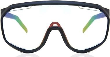 Bolle Sport Sunglasses Chronoshield Matte Crystal Nayy Clear Green