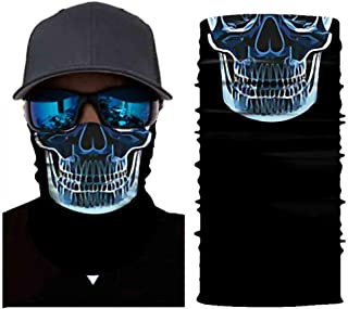 Iusun Riding Mask Adjustable Windproof Dustproof Cold Hot Weather Mask Headgear Motorcycle Sun Protection Headband Scarf N...