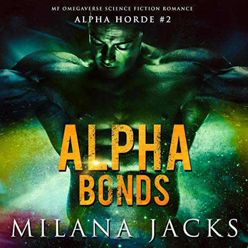 Alpha Bonds audiobook cover art
