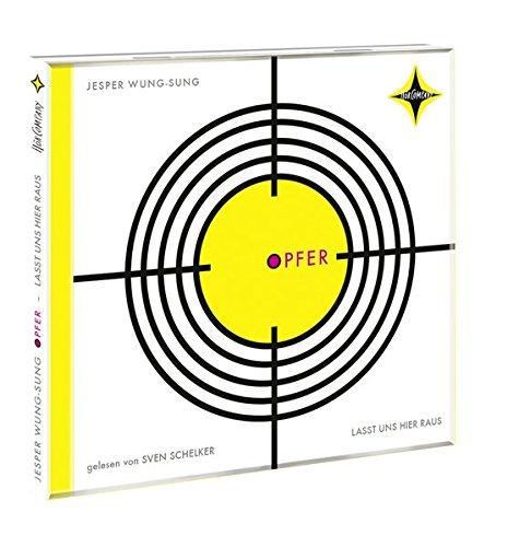 Opfer - Lasst uns hier raus!: Sprecher: Sven Schelker. 2 CD. Laufzeit 157 Min.