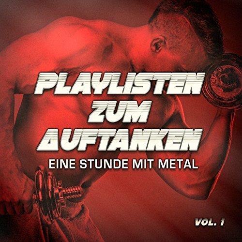 Playlists zum Aufwärmen, Vol. 1: Eine Stunde mit Metal und Hard-Rock für dein Training und deine Fitness