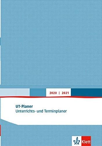 UT-Planer 2020/2021. Unterrichts- und Terminplaner: Kalender (Format DIN C5)