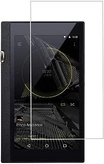 Zshion ONKYO DP-X1A/ DP-X1 ガラスフィルム 強化ガラス 液晶保護フィルム 高透過率 気泡ゼロ 指紋防止 硬度9H (透明な) 【1枚パック】
