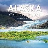 Alaska Calendar 2021: 16 Month Calendar