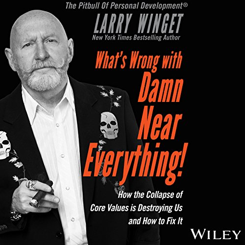 What's Wrong with Damn Near Everything! audiobook cover art